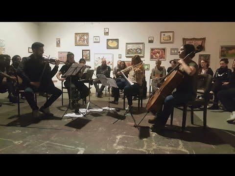Beethoven Razumovsky Quartet
