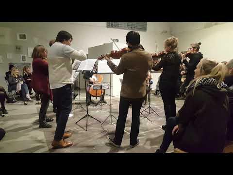Mendelssohn Octet for strings
