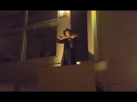 Chatschatur Kanajan Violin Solo | Werkhalle Wiesenburg Berlin