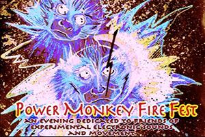 events - Power Monkey Fire Fest