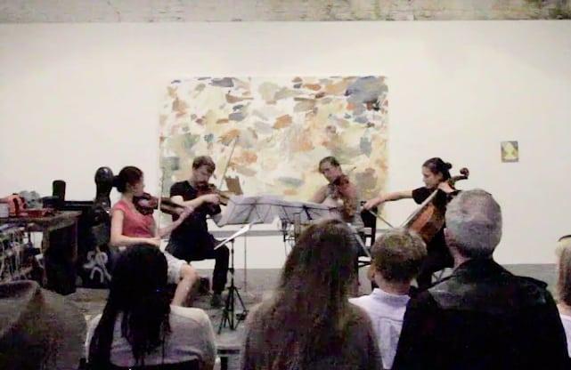 Werkhalle Wiesenburg Berlin - Classical Sundays July 2017 Klassische Sontags Classical Sundays 23. Juli 2017