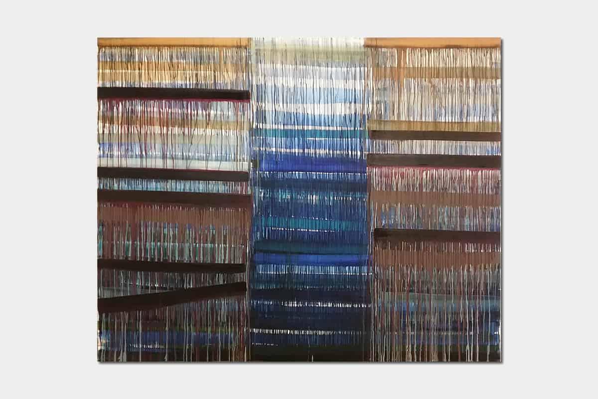 Werkhalle Wiesenburg Berlin - Leize Jenius Ausstellung - Maria Marshall