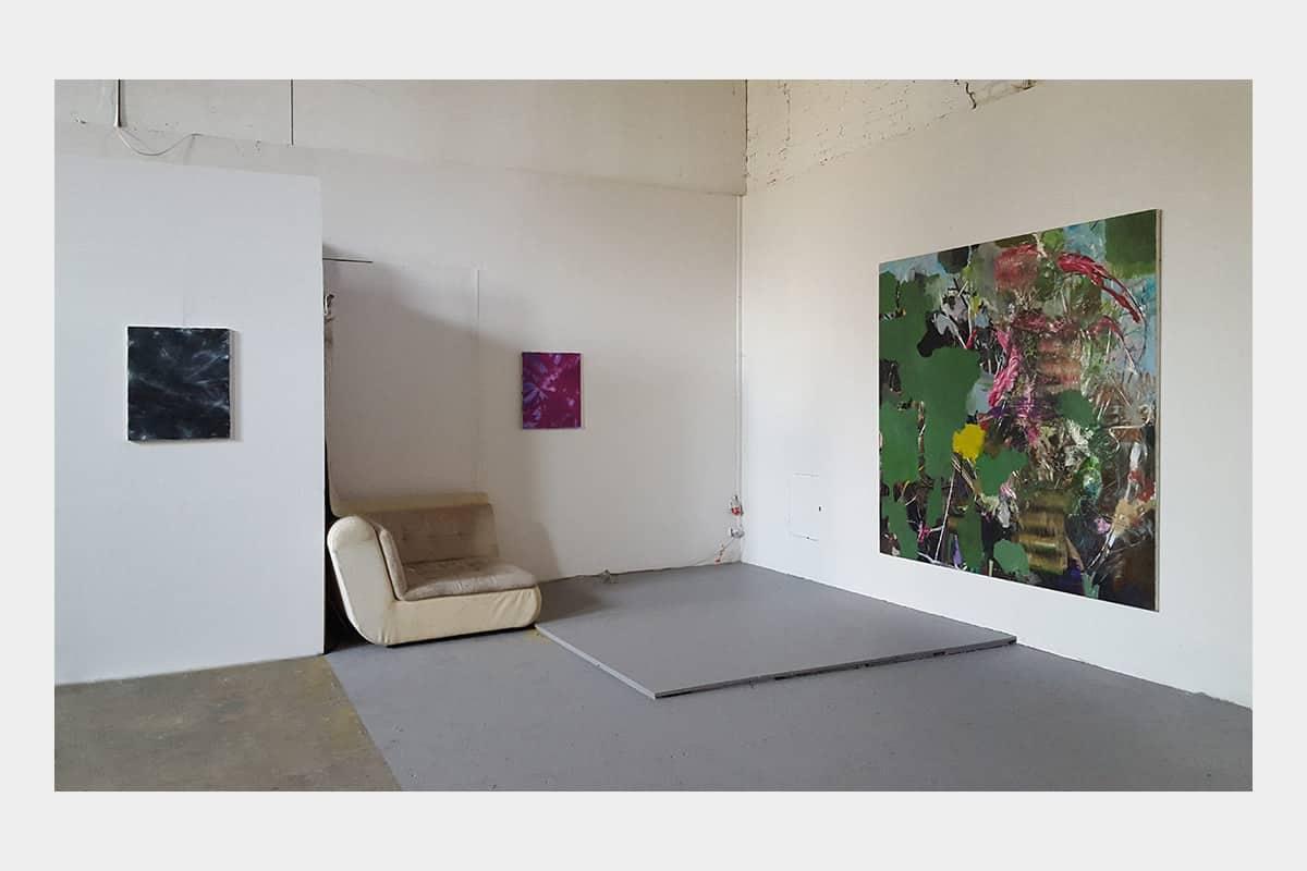 Werkhalle Wiesenburg Berlin - Knallhart Sophia Schama
