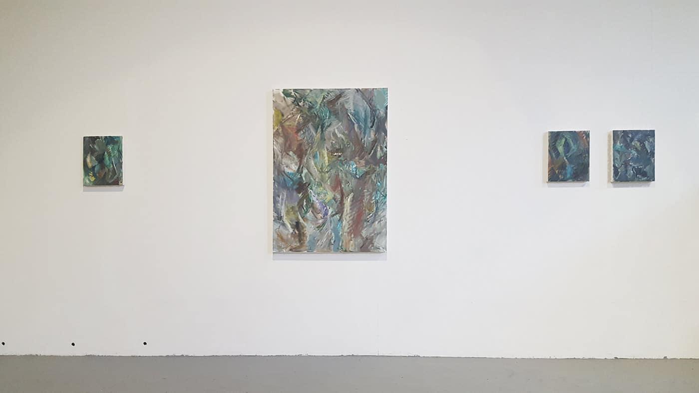 Skogsbilder - Joakim Heidvall, Werkhalle Wiesenburg Berlin