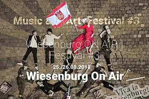 Werkhalle Wiesenburg - Events - Festival #3