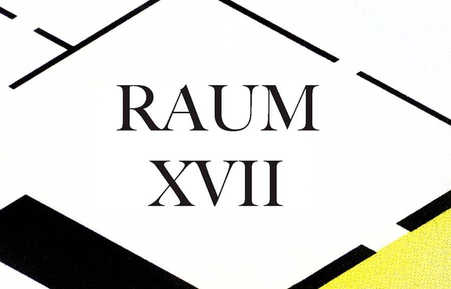 Exhibitions -Werkhalle Wiesenburg Berlin - Raum XVII