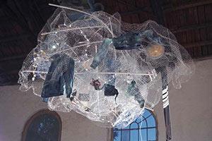 Werkhalle Wiesenburg Berlin - Exhibitions - in the sky