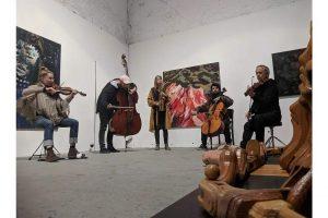 Events - NIGRA MARIA SANGO