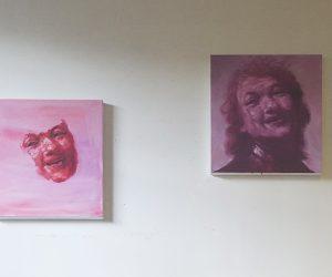 Werkhalle Wiesenburg - Maria Brunner, Rembrandt