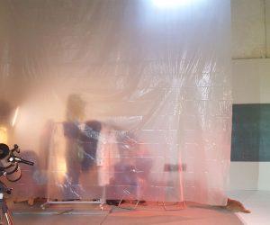 Werkhalle Wiesenburg - Immanuel Rohringer, installation view 2