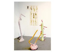 Heather Allen, sculptures and drawings