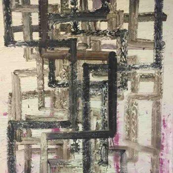 Still Untitled Two, 150x120cm, Öl auf Leinwand, 2019